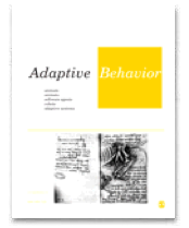 Adaptive Behavior Special Issue on Modeling